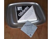 Chichester Stainless Steel Carving Tray