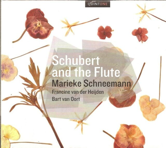Schubert and the Flute / Marieke Schneemann