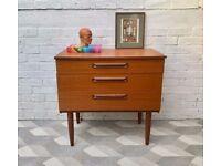 Vintage Chest of Drawers - Schreiber #510