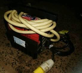 Hilti vacuum pump 110v