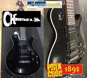 UN méga deal - Guitare Électrique CHARVEL CJC Super bonne condition ET BIEN +