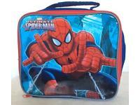 🕷🔴🔵Marvel Ultimate Spider-Man Lunch Bag for Kids Back to School