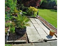 Greenhouse sectional Concrete Base Plinths