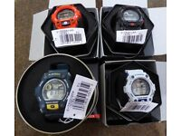 CASIO G-7900 WATCH BUNDLE - 1ER / 2ER / 4ER / 7ER - BRAND NEW
