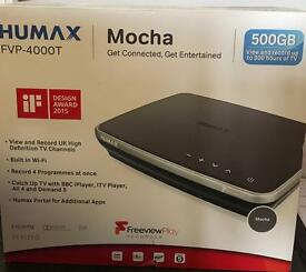 Humax Mocha Freeview Player