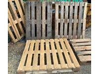 Selection of Reclaimed Used WOODEN PALLET - Firewood / Project etc. Pick up