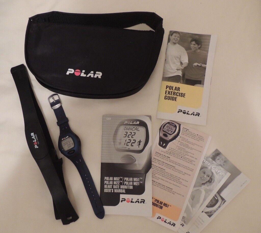 Polar electro ce0537 user manual.