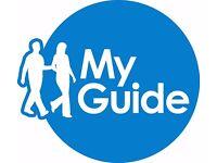 My Guide Partnership Supervisor - Newcastle (Volunteer Role)