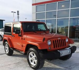 2015 Jeep Wrangler - $500 CASH BACK IF PURCHASED BEFORE MAR 18TH