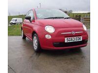 FIAT 500 1.2 POP 3d 69 BHP 6 Month RAC Parts & Labour Warranty Years MOT