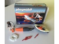 Playmobil 4883 Torpedo diver
