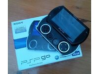 PSP Go! Console Boxed, like new