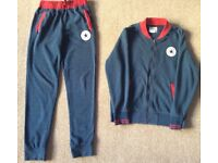 Converse Full Zip Tracksuit 10 - 12 Years