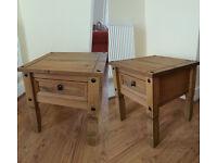 Single drawer table (1 item)