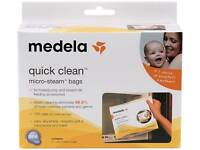 Medela electric and hand breast pump