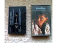 Bruce Foxton Touch Sensitive 1984 Music cassette