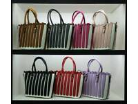 Ladies women's PU leather handbags