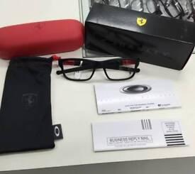 Oakley eye glasses new ferrari can post