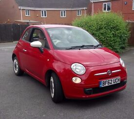 Fiat 500 colour therapy 1.2litre