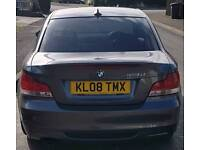 Bmw 1 series coupe 123d 6250 ono