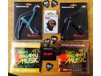 Guitar Accessory Bundle from Big Apple Music in New York!