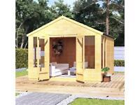 Brand new summer house 8x8
