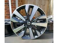 Brand new 2017 Nissan Micra 17inch alloy wheels