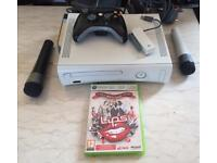 XBOX 360 HDMI VERSION WITH ONE GAME AND 60GB