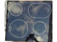 Electrolux ceramic glass hob ehs60200p