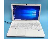 Toshiba Fast 6GB Ram, 500GB HD Laptop, Win 10, HDMI, Boxed, M office, Excellent Condition