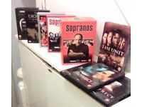 JOBLOT DVDs VIDEOS BOXSETS MOVIES COMEDY BBC FILMS BUNDLE ASSORTED COLLECTION SCI FI HORROR LOT