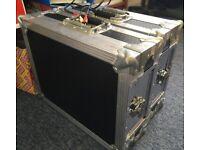 2 x Swan Flightcases - to fit Pioneer CDJ-1000 MK1/2/3s - excellent condition