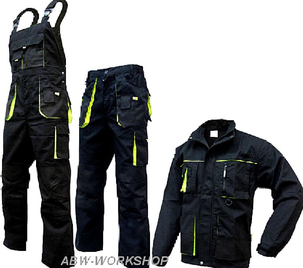 Canvas Worker  Latzhose Arbeitsjacke Arbeitshose Berufsbekleidung Shorts 600D