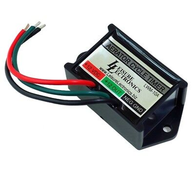AUTOMATIC 12V Livewell Aerator Pump Timer by Leisure Lectronics ()