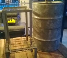 Galvanised Water Tank on Stand Gosnells Gosnells Area Preview