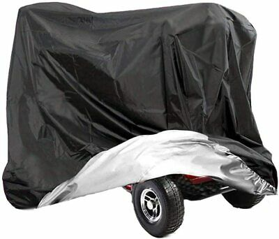 XXL Waterproof Mobility Scooter Cover BBQ Storage Rain Cover UV Protector Oxford