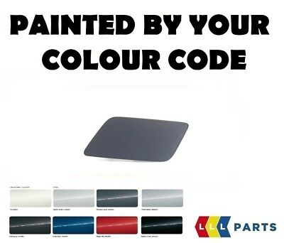 NEW AUDI Q3 HEADLIGHT WASHER COVER CAP LEFT N/S PAINTED BY YOUR COLOUR CODE