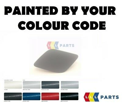 NEW AUDI Q3 11-16 LEFT HEADLIGHT WASHER COVER CAP PAINTED BY YOUR COLOUR CODE