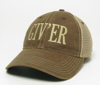 Tucker and Dale vs Evil replica GIV'ER giver movie trucker hat cap dvd