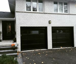 SAVE ON GARAGE DOORS Cambridge Kitchener Area image 2
