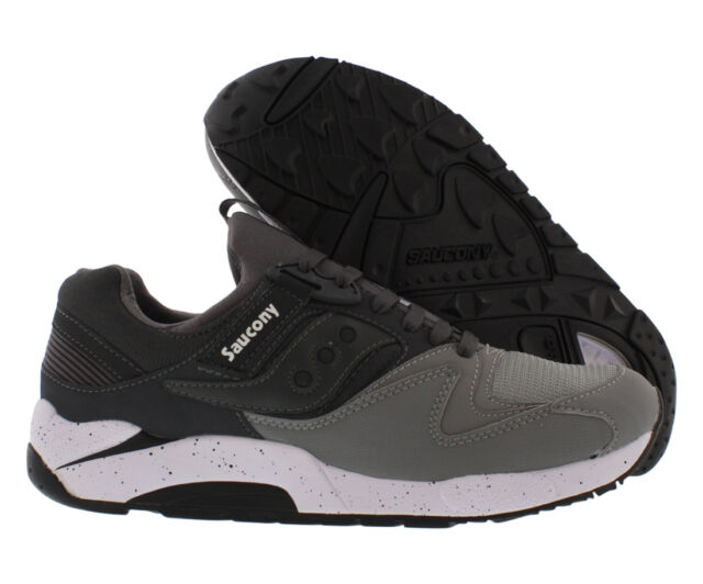 589cbc29 Saucony Originals Mens Grid 9000 Sneaker Grey/charcoal 9 M US | eBay