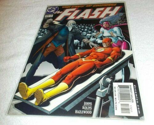 FLASH # 172 DC Comic 2001 The Cult Of Cicada! Fine+ CW TV NETFLIX