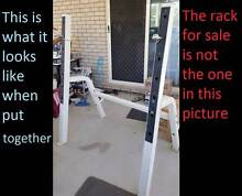 Olympic Squat Rack and Avanti Bench Inala Brisbane South West Preview