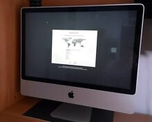"""iMac 24"""" (Early 2009) Fletcher Newcastle Area Preview"""