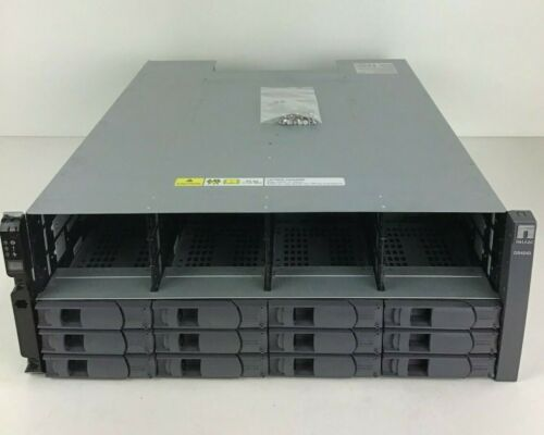 "Netapp DS4243 3.5"" 24-Bay Storage Shelf Disk Array NAJ-0801 +2*IOM3 Controller"