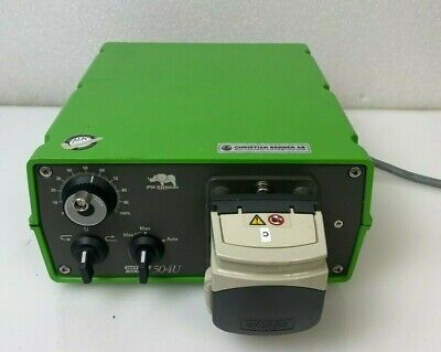 Watson Marlow 504u Peristaltic Pump W 313d Pumphead