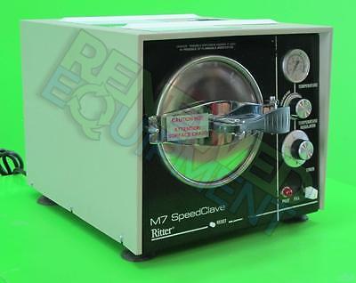 Ritter M7 Speedclave Steam Sterilizer Autoclave #3