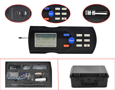 Surface Roughness Tester 18 Parameter Surface Profile Gauge Usb Interface