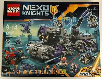 LEGO #70352 Nexo Knights Jestro's Headquarters