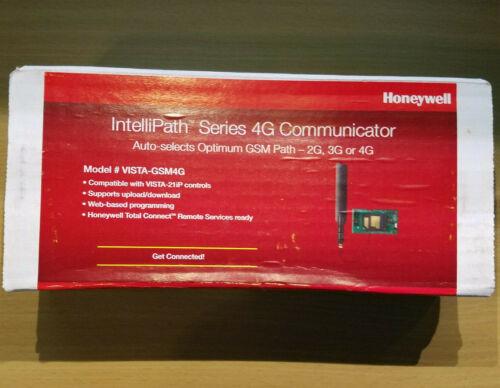 HONEYWELL VISTA GSM4G INTELLIPATH SERIES 4G COMMUNICATOR for 21ip brand new